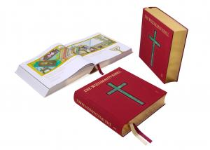 German Bible Society To Publish Unique Illustrated Bible
